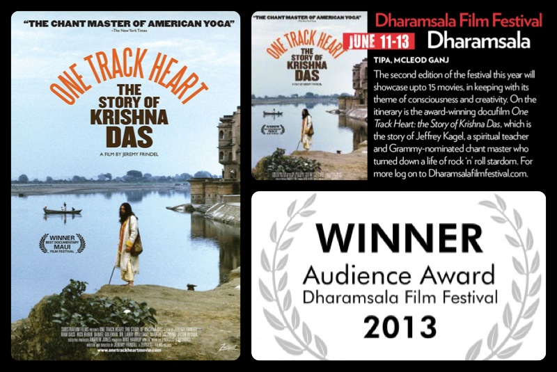 One Track Heart Dharamsala Film Festival Audience Award 2013