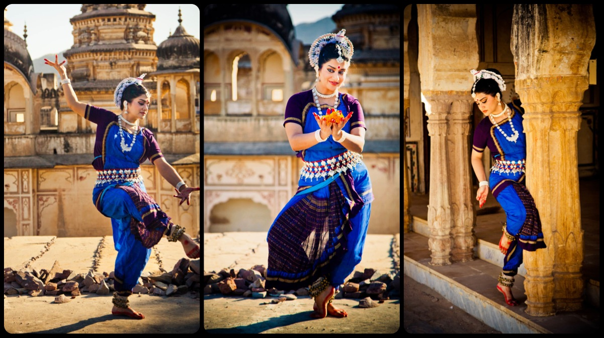 Sacred Temple Dance by Monika Nataraj